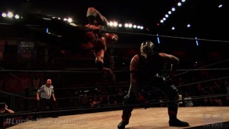 The Over/Under On 'Lucha Underground' Ultima Lucha Dos, Part Three
