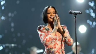 Rihanna Will Play An Alien Stripper In The Upcoming Sci-Fi Movie 'Valerian'