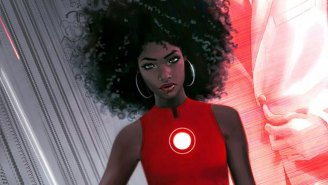 Tony Stark steps down, passes Iron Man mantle to 15-year-old black woman