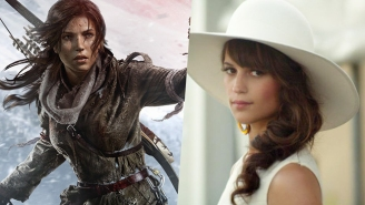 Alicia Vikander's Lara Croft Now Has A Release Date To Start Raiding Theaters