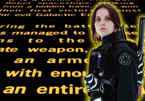 A 'Star Wars' Fan Gives 'Rogue One' The Opening Crawl It Deserves