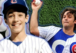 Thomas Ian Nicholas Doesn't Have A Fastball, But He Does Have A Crazy Gary Busey Story