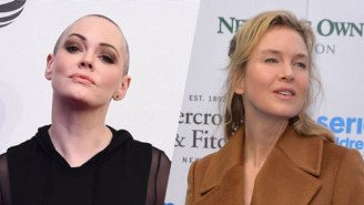 Rose McGowan Puts 'Variety' On Blast For An Article Criticizing Renee Zellweger's Face