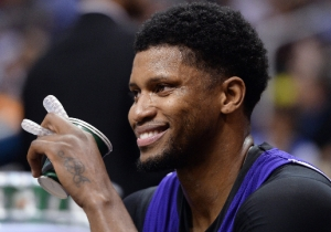 Rudy Gay Has Reportedly Requested A Trade From The Kings