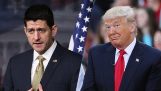 Paul Ryan Wants Nothing To Do With Donald Trump's Praise Of Saddam Hussein
