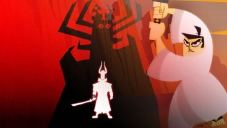 Take A Behind-The-Scenes Look At The Return Of 'Samurai Jack' With This Featurette