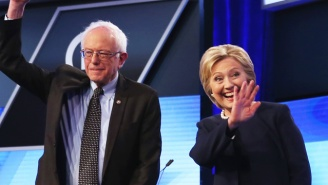 Bernie Sanders Appeals To His Resistant Supporters Who 'Will Not Vote' For Hillary Clinton