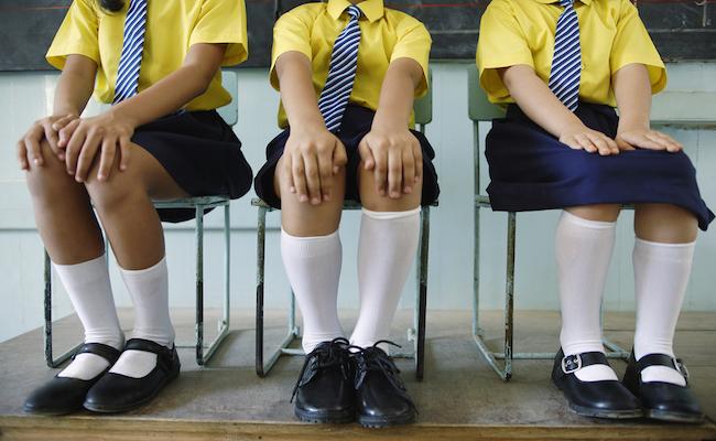 school uniform ss