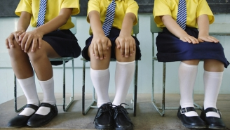 These Boys Were Punished For Wearing Shorts To School, So Now They're Wearing Skirts Instead