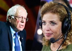 Bernie Sanders' Consultants Take Aim At Debbie Wasserman Schultz's Political Future