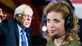 Bernie Sanders' Consultants Take Aim At Debbie Wasserman Schultz's Political Future