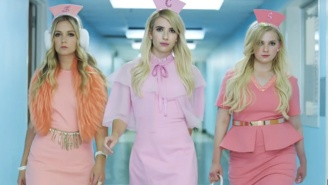 The Chanels Are Back And Fiercer Than Ever In This 'Scream Queens' Season 2 Teaser