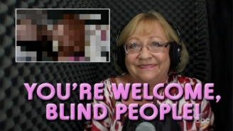 Jimmy Kimmel Asks Random People To Narrate Adult Movies For The Blind