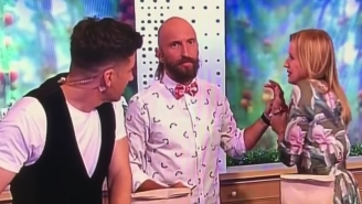 Things Go Horribly Wrong When This Magician Tries The Russian Roulette Trick On Live TV