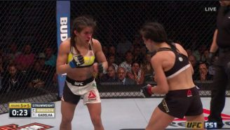 The Ultimate Fighter 23 Finale Results: Joanna Jedrzejczyk Ends The Fued And Defeats Cláudia Gadelha
