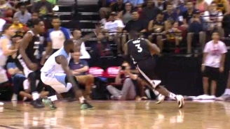 Kris Dunn's Ankle-Breaking Crossover Would Make Allen Iverson Proud