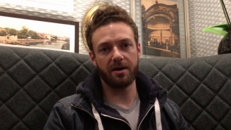 'The Walking Dead' Star Ross Marquand On The Many Voices Of Ross Marquand