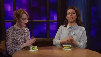 Emma Stone And Maya Rudolph Singing Robyn's 'Call Your Girlfriend' Is Impossible To Not Love