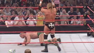 Val Venis Opens Up About The Vicious Triple H Chair Shot That Changed His Life