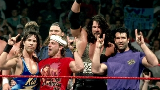 Kevin Nash Is Just Fine With The Club Using The 'Too Sweet' Hand Gesture