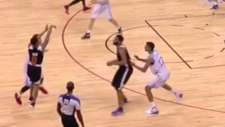 The Suns Won Thanks To This Deep Tyler Ulis Buzzer-Beater In Summer League