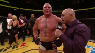 A Possible Brock Lesnar UFC Suspension In New York Won't Affect His SummerSlam Match