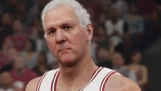 Gregg Popovich Is Dunking On Basketball's Best In This Glorious 'NBA 2K' Video
