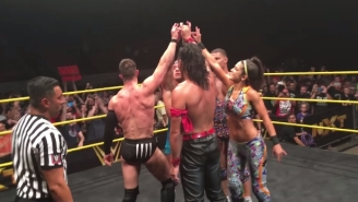 Five Of NXT's Main Event Stars Had Their Own Personal 'Curtain Call' Before The WWE Draft