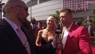 The Miz And Maryse Tell Us Which Athletes They Would Absolutely Not Want To Fight