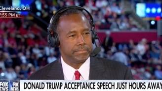 Ben Carson Thinks The Trump Kids Grew Up In A 'Disadvantaged Environment'