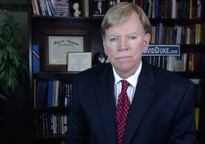 Apparently Inspired By The Rise Of Trump, Former KKK Grand Wizard David Duke Is Running For Senate
