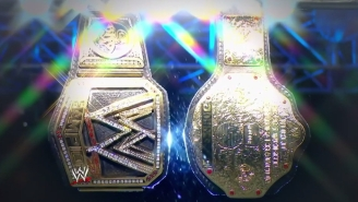 WWE Will Reportedly Have Two World Championships Again By The End Of August