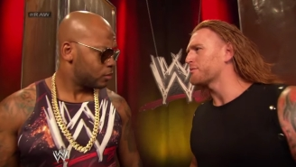 Heath Slater's Arch Nemesis Flo Rida Will Headline The Inaugural WWE SummerSlam Benefit Concert