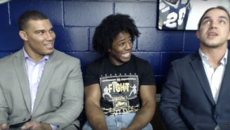 Everyone's Favorite WWE Tag Team American Alpha Comes To Virtual Blows In Hilarious 'Mortal Kombat 3' Battle