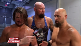 Karl Anderson Talks About The Club Being Themselves And Keeping Their Names In WWE