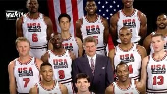 You Will Be Able To Play As The 1992 Dream Team In 'NBA 2K17'