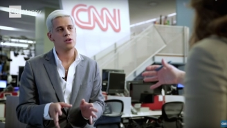 Notorious Internet Troll Milo Yiannopolous Of Breitbart Is Attempting To Buy 4Chan