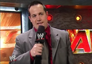 Oh My God: Joey Styles Has Reportedly Been Released By WWE
