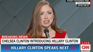 Chelsea Clinton On Hillary: 'She Makes Me Proud, Every Single Day'