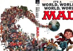 Legendary 'MAD' Magazine Cartoonist Jack Davis Has Passed Away At 91