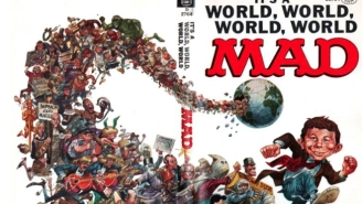 Legendary 'MAD' Magazine Cartoonist Jack Davis Has Passed Away At 91