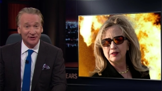 Bill Maher Wishes Hillary Clinton Would Unleash 'The Notorious HRC' On The Campaign Trail