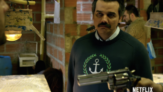 Pablo Escobar is on the run in new 'Narcos' trailer