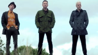 Here's a teaser for the 'Trainspotting' sequel 'T2'