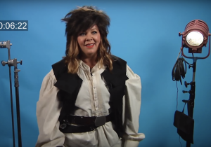 Watch Jodie Foster, 50 Cent, and more audition for Young Han Solo on 'Conan'