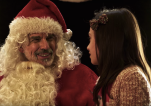 Billy Bob Thornton is back in the trailer for 'Bad Santa 2'