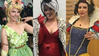 These ladies rocked GORGEOUS Disney cosplay at Comic-Con