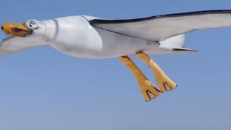 Nivea Wants To Protect Your Skin With A Sunscreen Pooping Seagull