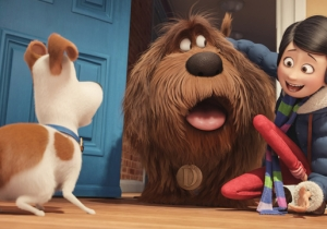 'The Secret Life Of Pets' Is A So-So 'Toy Story' With Cute Animals