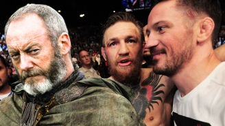 Ser Davos Is Preparing For 'Game Of Thrones' Season 7 With Conor McGregor's Coach